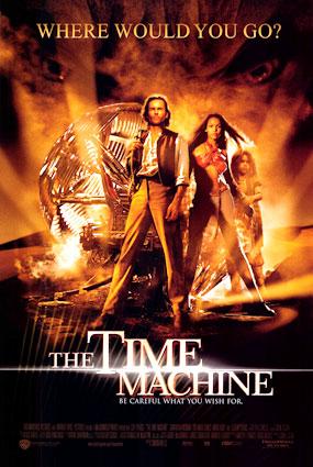 Cele mai bune filme SF-top  10 Time.machine.2002.poster